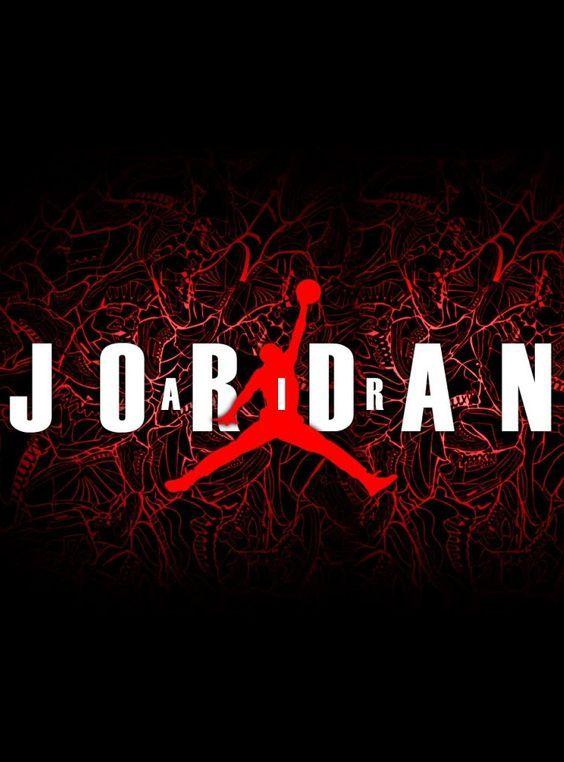 new product ee9ba 1ad48 Air Jordan Logo   Michael Jordan   Adidas fondos de pantalla, Frases de  baloncesto, Iphone fondos de pantalla