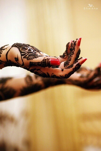 henna love !