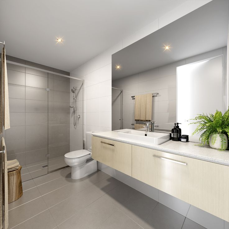 Walk through our display kitchen & bathroom to see the quality fixtures and fittings of a new MelbourneONE apartment. #melbourneone