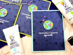 Studio Monday with Nina-Marie: Glitter Paint Embellishments - Simon Says Stamp Blog