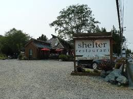 shelter restaurant - Tofino B.C. Very good food and lots of fun!!