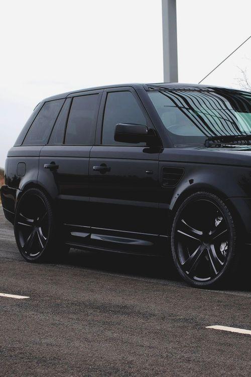 drugera:  Range Rover Sport Edition