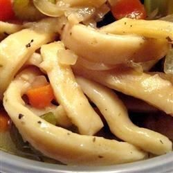 """Egg Noodles 
