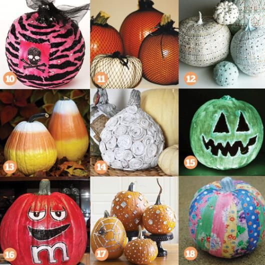 46 Best Painting Pumpkins Images On Pinterest Fall