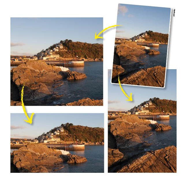 How to crop pictures to fix composition: a step-by-step guide