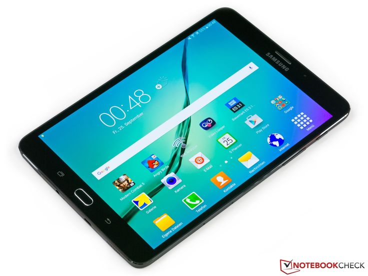 Test Samsung Galaxy Tab S2 8.0 LTE Tablet