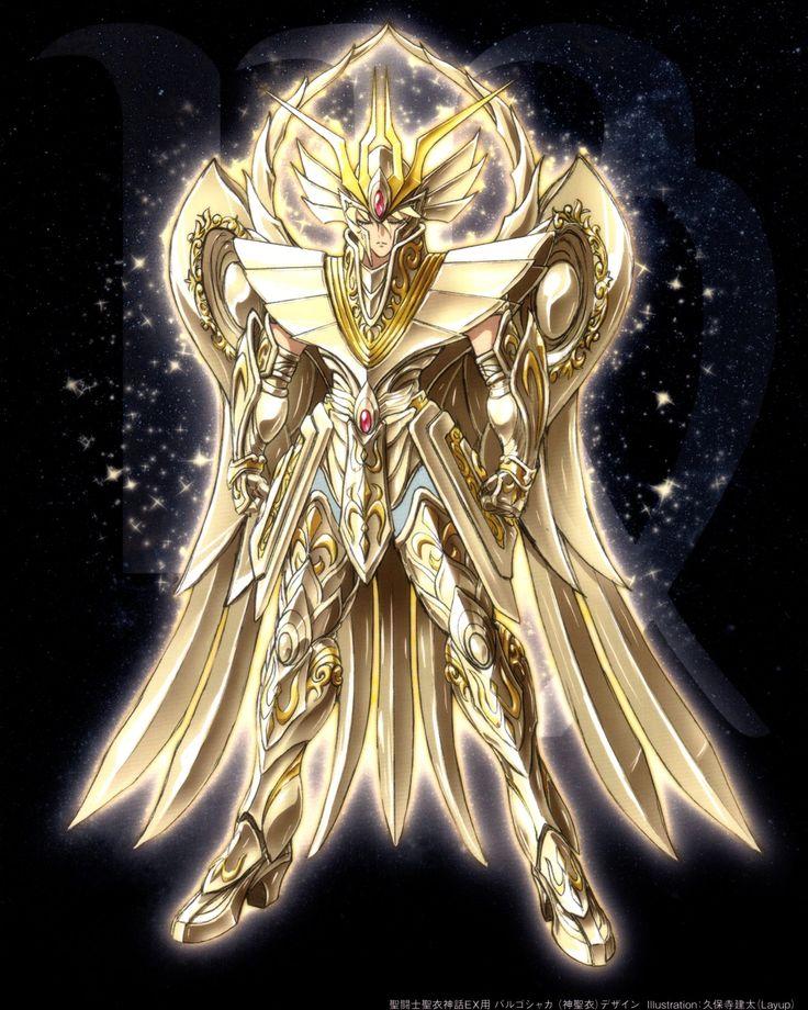 Saint Seiya Soul of Gold, Shaka, Virgo. Kenta Kubodera