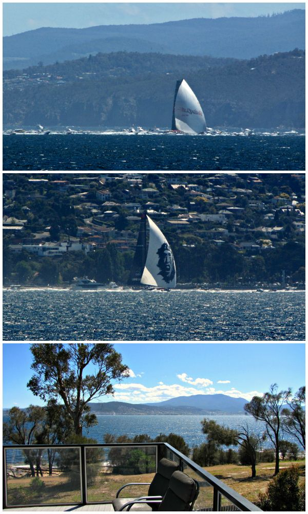 Sydney to #Hobart yachts arriving: Derwent River #Tasmania Article and photos for think-tasmania.com