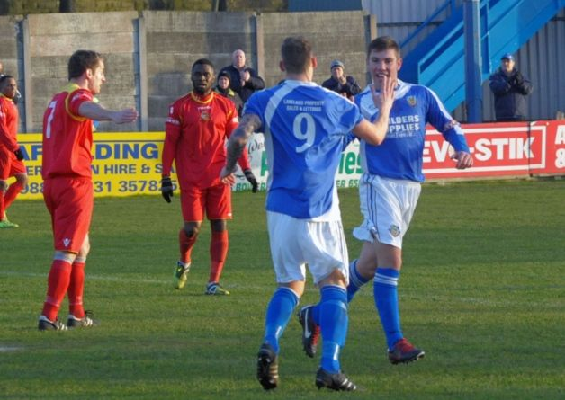 Lancaster City picked up a fantastic three points on Saturday after a top-class 2-1 victory over in-form Ossett Town.