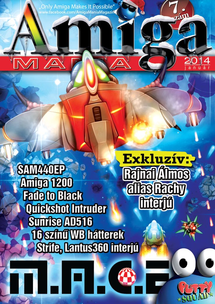 Amiga Mania Magazin 007