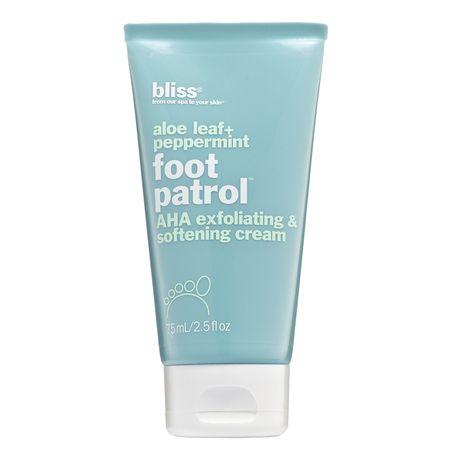 Crema exfoliante y suavizante para pies - Foot Patrol - BLISS