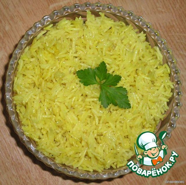"""Рис """"По-индийски"""" и все его тайны - кулинарный рецепт"""