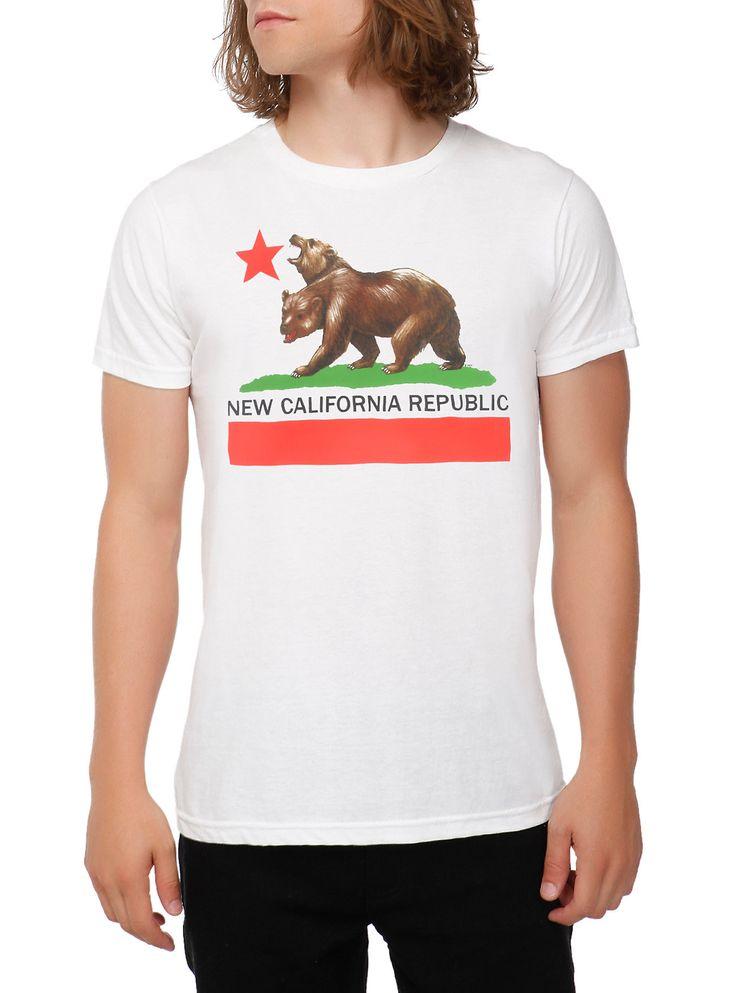 Fallout New California Republic T-Shirt - XS