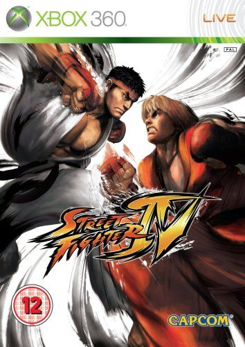 Street Fighter IV (Xbox 360) @ niftywarehouse.com #NiftyWarehouse #StreetFighter #VideoGames #Gaming