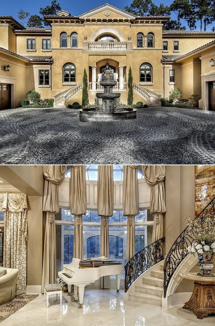 2238 best BEAUTIFUL HOUSES images on Pinterest Dream houses