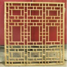 Asian Wall Decor   Would Be A Baller Headboard