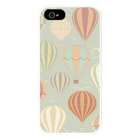 Vintage Hot Air Balloons iPhone 5 Case
