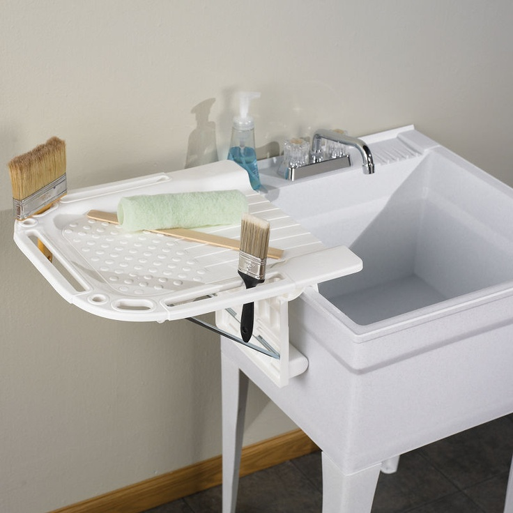 Utility Sink Sideboard Pretty Genius For The Home