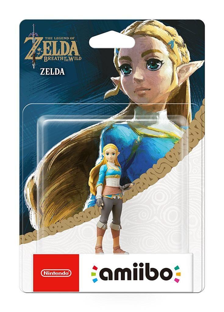 Amiibo Zelda (The Legend of Zelda Collection) - WII U - Switch - Acheter vendre sur Référence Gaming