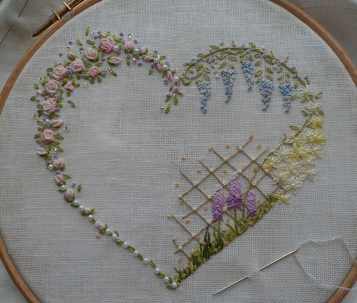 This embroidery gave me an idea for a quilt. I know...it's an amazing thing, right?