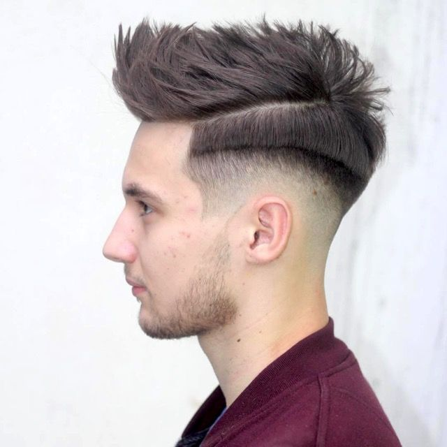 Quiff Hairstyle Prepossessing 243 Best My Barber Shop✂ Images On Pinterest  Hairdos Hair