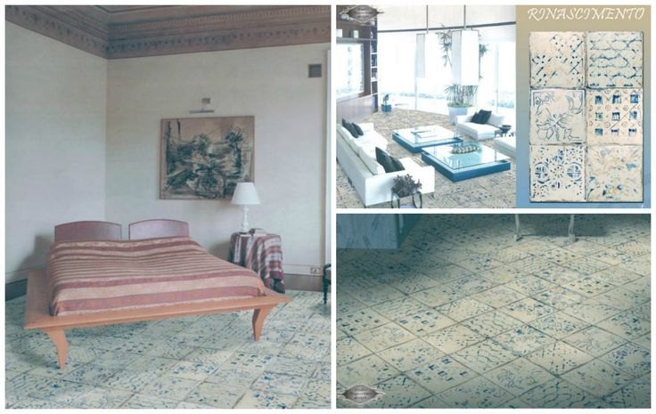 Floor Tiles rinascimento
