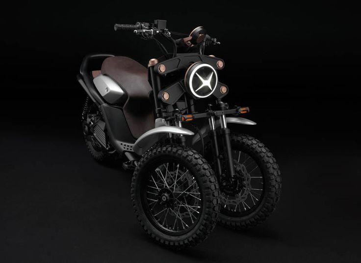 1000 id es sur le th me scooter 3 roues sur pinterest roues et voitures. Black Bedroom Furniture Sets. Home Design Ideas