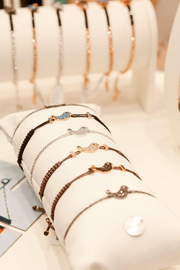 Kurshuni bracelets | www.aibijoux.com #kurshuni #fashionjewelry #HOMI15 #HomiMilano #AIBIJOUX