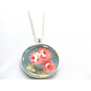 £10. Floral Necklace. www.cherry-baby.co.uk