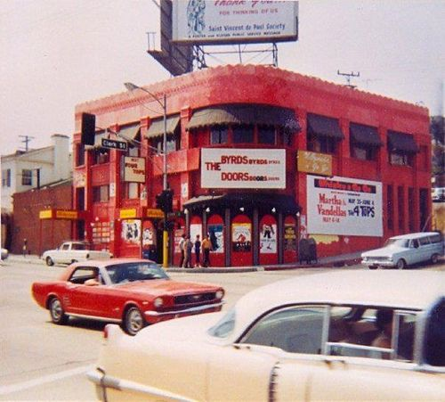 """I wish I was there. """"The Doors at the Whisky A Go-Go. West Hollywood, 1967."""""""