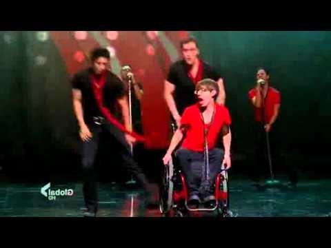 Glee - Moves Like Jagger / Jumpin' Jack Flash (Full Performance)