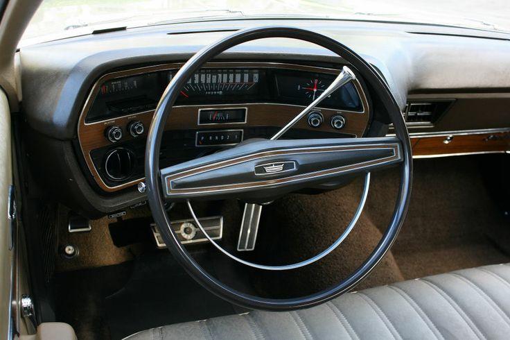 1969 Ford LTD Brougham 2 door. 390 V8, mint condition ...