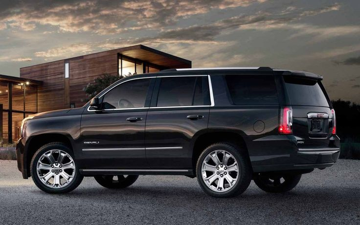 2017 GMC Yukon Denali | New Car Rumors and Review  #RePin by AT Social Media Marketing - Pinterest Marketing Specialists ATSocialMedia.co.uk