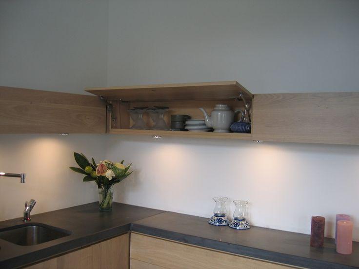 Afbeeldingsresultaat voor bovenkastjes keuken