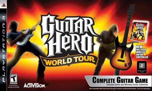 (*** http://BubbleCraze.org - New Android/iPhone game is taking the world by storm! ***)  Guitar Hero: World Tour