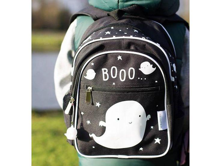 A Little Lovely Co. Mini Rugzak 'Spook Booo'