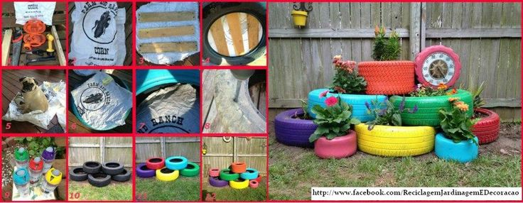cool things to do with tires