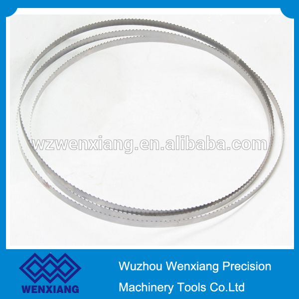 Factory supplier band saw blade, meat saw blades, meat cutting bandsaw