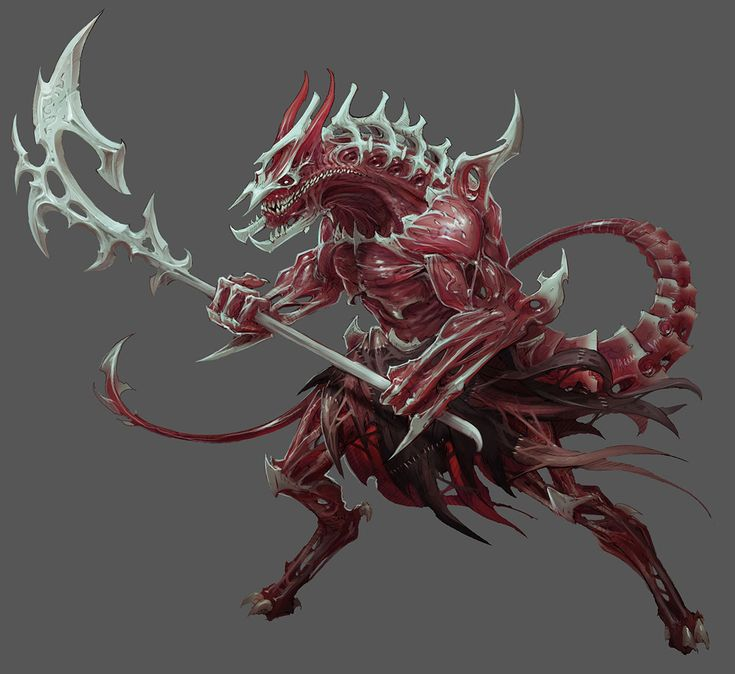 Demon Grunt from Divinity: Original Sin II