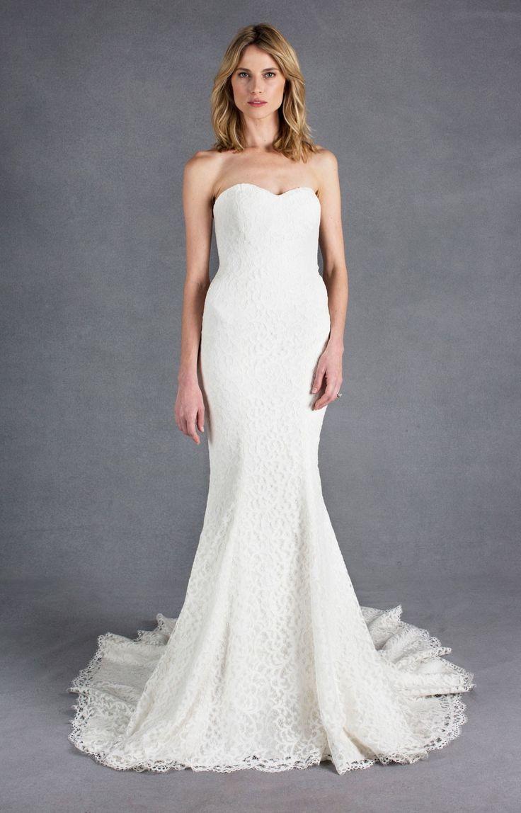 24 best Bridal: Nicole Miller images on Pinterest | Wedding frocks ...