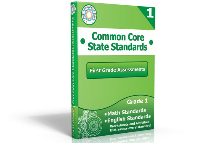 First Grade Common Core Assessment Workbook - what a great tool!  Makes my job much easier!  I will be using these in my pre-k to 5th grade private sutq, 2-star program!