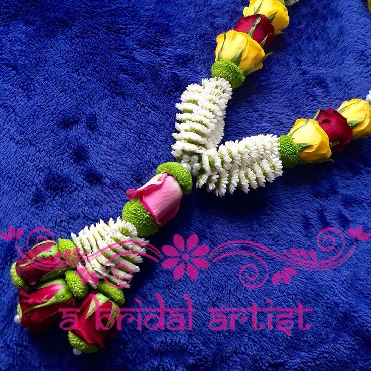Flower Garlands For Weddings: 71 Best Indian Wedding Garlands Images On Pinterest