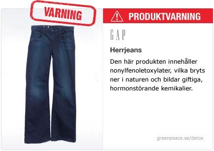 Gap - Herrjeans