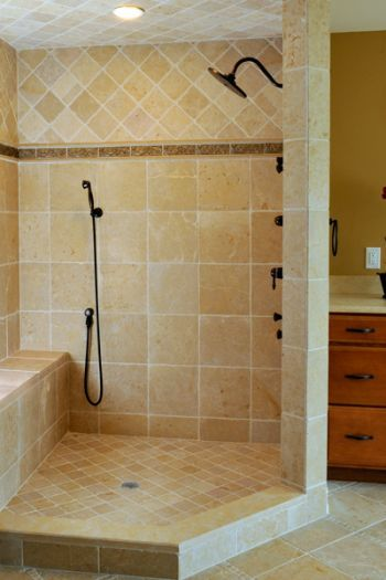 4 steps for a tub to shower conversion