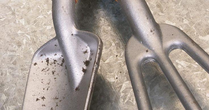 Cómo pulir el metal galvanizado