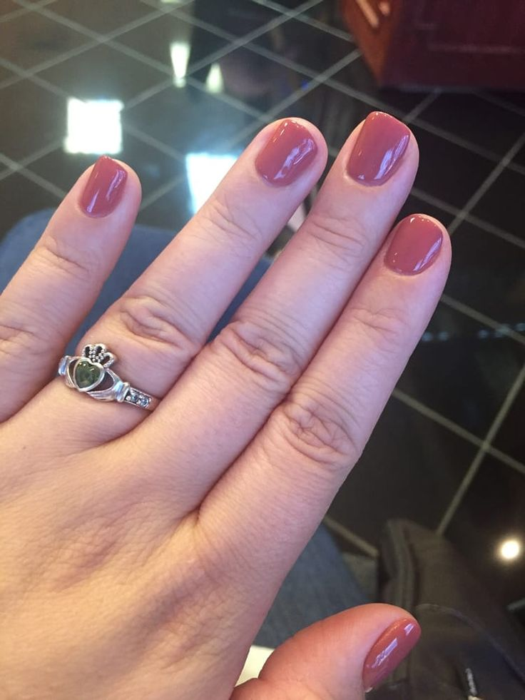 Beautiful color and incredibly detailed no-chip manicure! - Yelp