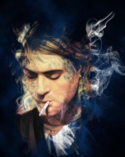 Kurt Cobain Biography - The Legend