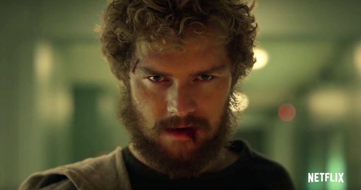 Netflix's Iron Fist Trailer Introduces a New Marvel Hero -- Fans got their first look at Iron Fist with the trailer and logo revealed during Marvel and Netflix's Comic-Con panel today. -- http://movieweb.com/marvel-iron-fist-trailer-netflix-series/