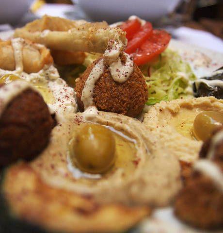 Beautiful Orient Restaurant DER EXPRESS Arabisch essen in N rnberg