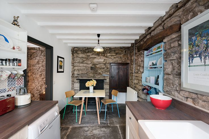 Post flood cottage restoration in Kendal